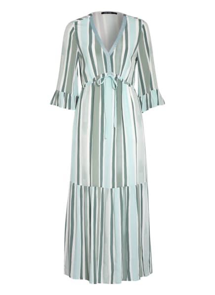 MARC AUREL Kleid mit 3/4-Arm, Farbe: GRÜN/ HELLGRÜN/ WEISS (Bild 1)
