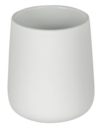 ZONE DENMARK Zahnputzbecher NOVA, Farbe: WEISS (Bild 1)