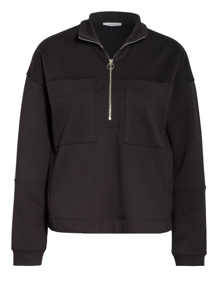 REISS Jersey-Sweatshirt ETTA, Farbe: SCHWARZ (Bild 1)