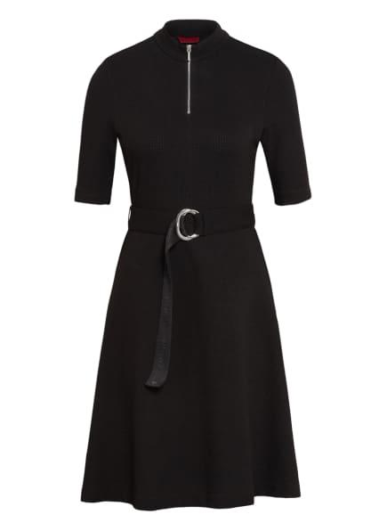 HUGO Kleid NIMONA, Farbe: SCHWARZ (Bild 1)