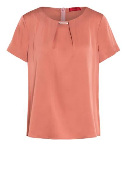 HUGO Blusenshirt CELLIS aus Seide, Farbe: ROSÉ (Bild 1)