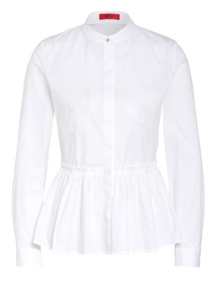 HUGO Bluse EBRINA , Farbe: WEISS (Bild 1)
