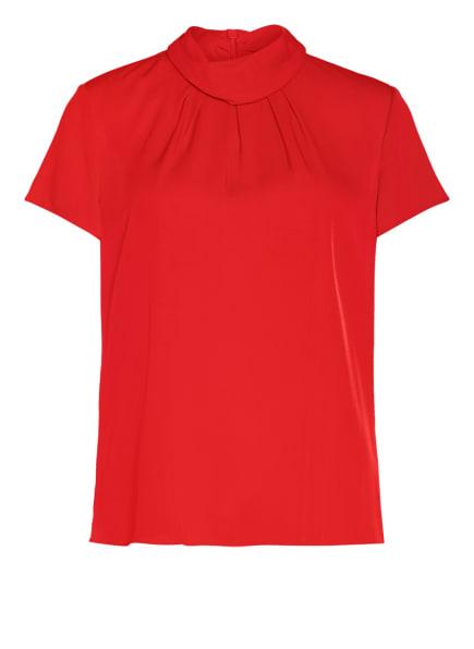 HUGO Blusenshirt aus Seide, Farbe: ROT (Bild 1)