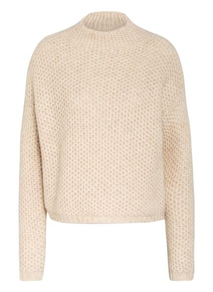 HUGO Pullover SAFINEY, Farbe: CAMEL MELIERT (Bild 1)