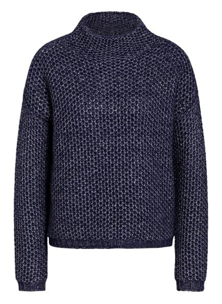 HUGO Pullover SAFINEY, Farbe: BLAU MELIERT (Bild 1)