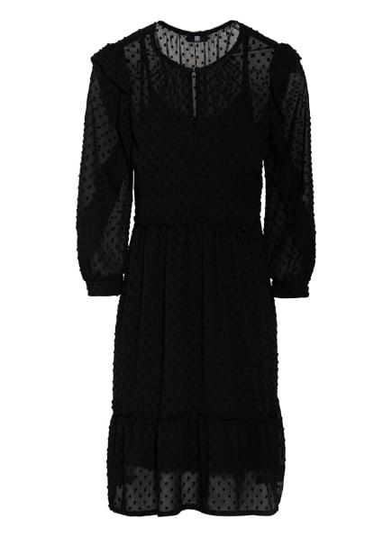 RIANI Kleid mit 3/4-Arm, Farbe: SCHWARZ (Bild 1)