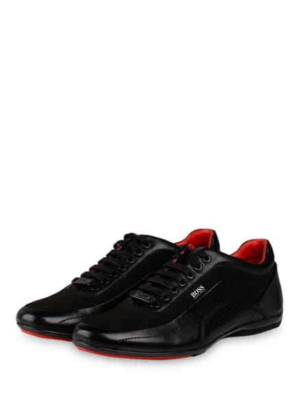 BOSS Sneaker HB RACING1, Farbe: SCHWARZ (Bild 1)