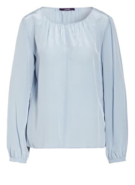 Laurèl Blusenshirt aus Seide , Farbe: HELLBLAU (Bild 1)