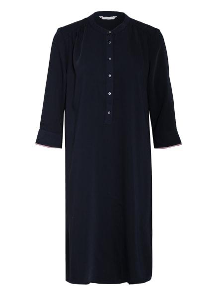 TOMMY HILFIGER Kleid mit 3/4-Arm, Farbe: DUNKELBLAU (Bild 1)
