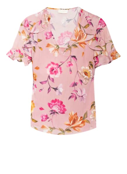 TED BAKER Blusenshirt ESTELEE, Farbe: HELLROSA/ ROSA/ ORANGE (Bild 1)