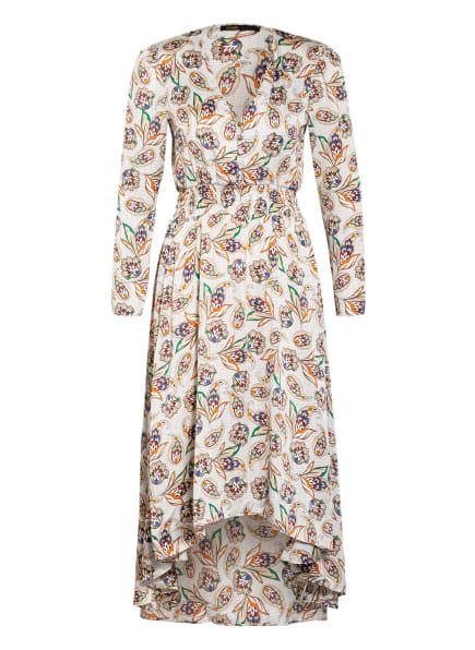 maje Kleid RISLEYA, Farbe: WEISS/ GRÜN/ DUNKELROT (Bild 1)