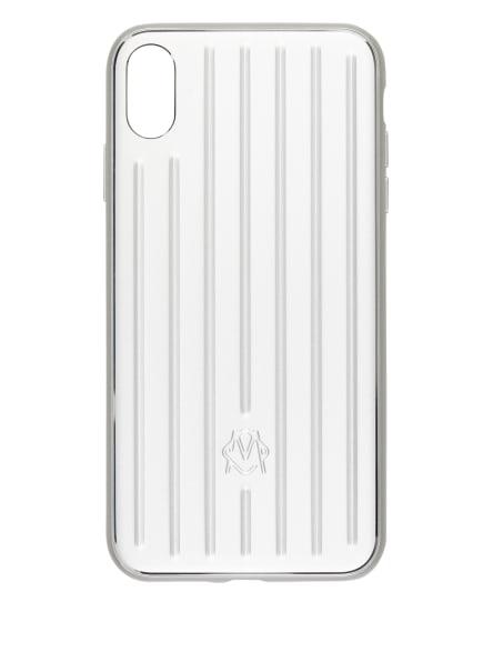 RIMOWA Smartphone-Hülle GROOVE, Farbe: SILBER (Bild 1)