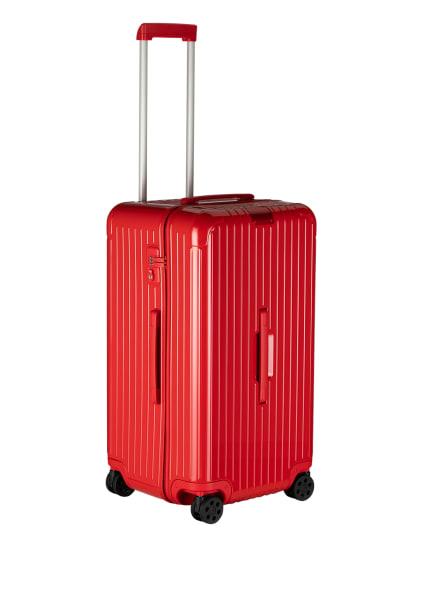 RIMOWA ESSENTIAL TRUNK Multiwheel® Trolley, Farbe: ROT (Bild 1)