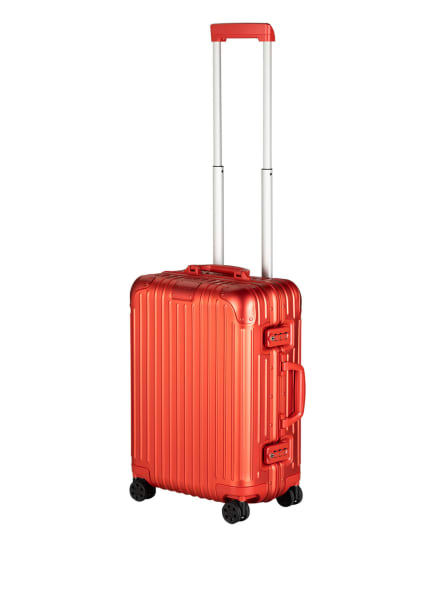 RIMOWA ORIGINAL CABIN Multiwheel® Trolley, Farbe: ROT (Bild 1)