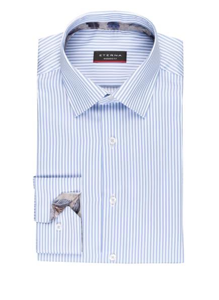 ETERNA Hemd Modern Fit, Farbe: HELLBLAU/ WEISS (Bild 1)