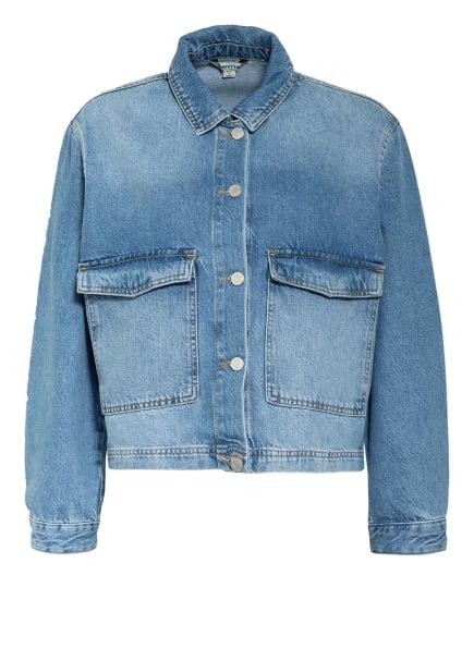 WHISTLES Jeans-Jacke, Farbe: BLAU (Bild 1)