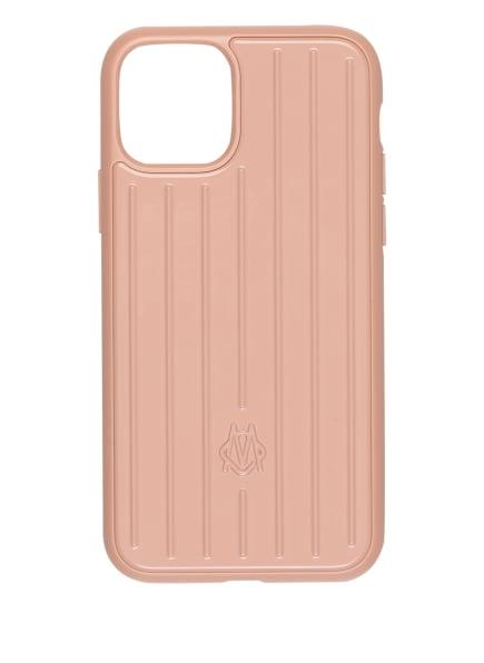 RIMOWA Smartphone-Hülle, Farbe: ROSÉ (Bild 1)