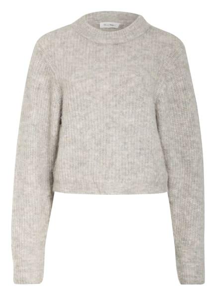 American Vintage Pullover mit Alpaka, Farbe: GRAU (Bild 1)