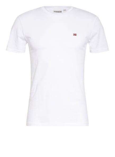 NAPAPIJRI T-Shirt SALIS, Farbe: WEISS (Bild 1)