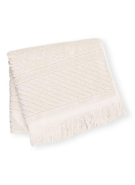 PAD Handtuch HARLEM, Farbe: CREME (Bild 1)