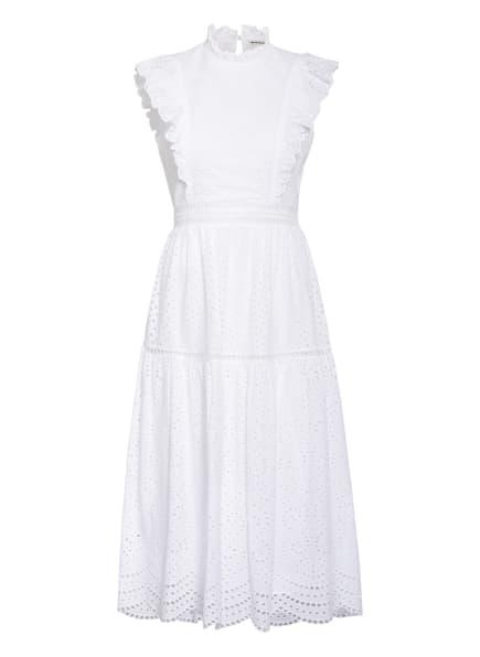 WHISTLES Kleid aus Lochspitze, Farbe: WEISS (Bild 1)