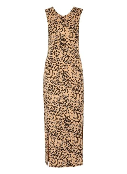 WHISTLES Kleid, Farbe: CAMEL/ SCHWARZ (Bild 1)