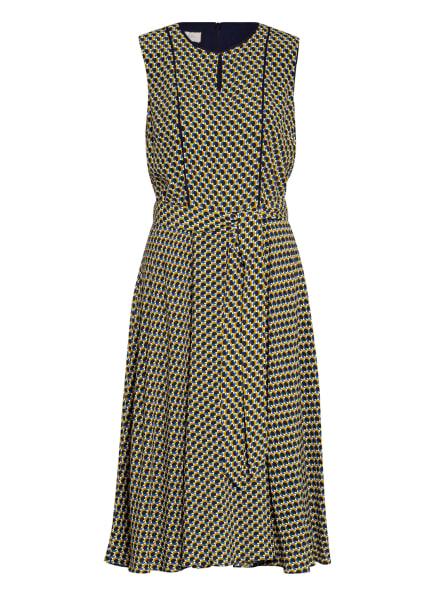 HOBBS Kleid MADELEINE, Farbe: DUNKELBLAU/ WEISS/ DUNKELGELB (Bild 1)