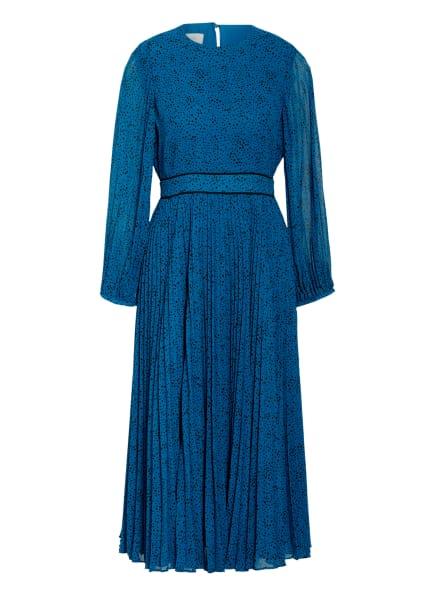 HOBBS Kleid ISABELLA, Farbe: BLAU/ SCHWARZ (Bild 1)