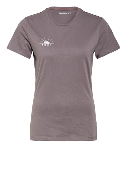 MAMMUT T-Shirt SEILE, Farbe: TAUPE (Bild 1)