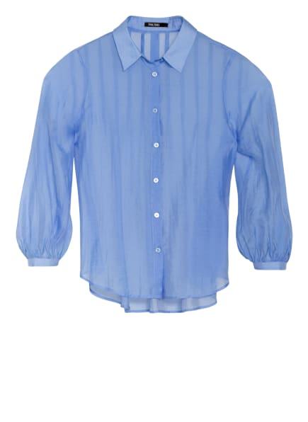 MARC AUREL Hemdbluse, Farbe: HELLBLAU (Bild 1)