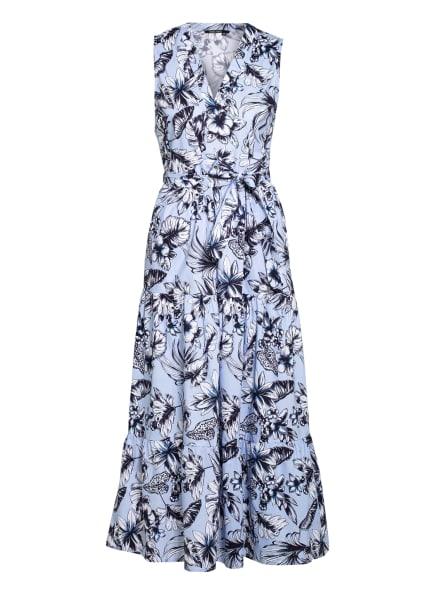MARC AUREL Kleid, Farbe: HELLBLAU/ DUNKELBLAU/ WEISS (Bild 1)