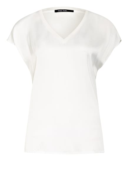 MARC AUREL Blusenshirt, Farbe: WEISS (Bild 1)