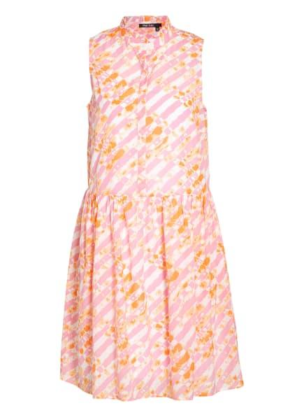 MARC AUREL Kleid , Farbe: ROSA/ ORANGE/ ECRU (Bild 1)
