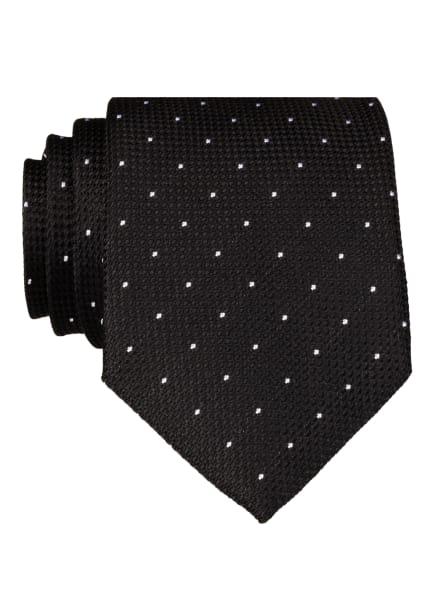REISS Krawatte LIAM , Farbe: SCHWARZ/ WEISS (Bild 1)