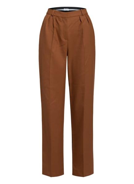 CLAUDIE PIERLOT Hose PRUSSEBIS, Farbe: COGNAC (Bild 1)