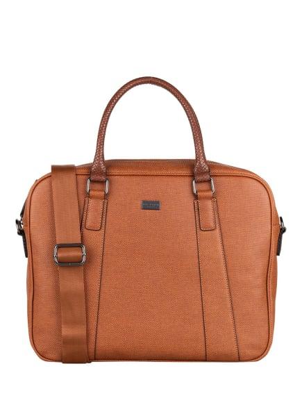 TED BAKER Business-Tasche DEGREES, Farbe: COGNAC (Bild 1)