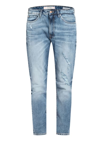 GUESS Jeans DRAKE Regular Fit, Farbe: SSTA SPACESTAR (Bild 1)