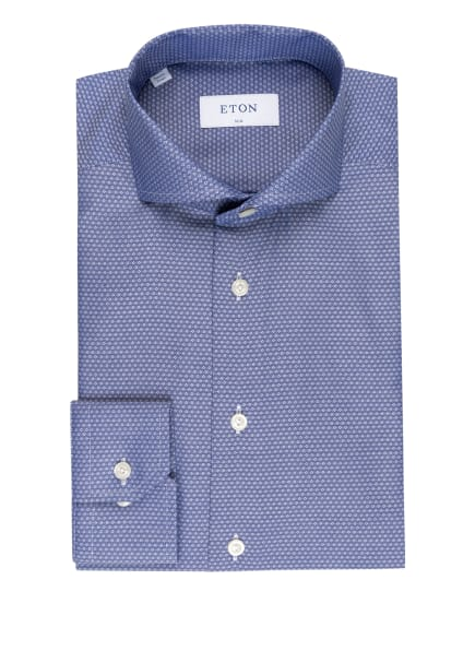 ETON Hemd Slim Fit, Farbe: HELLBLAU/ WEISS (Bild 1)