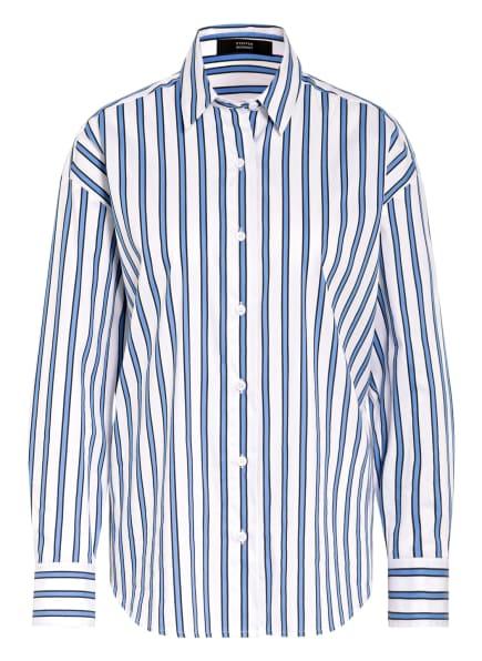 STEFFEN SCHRAUT Bluse, Farbe: BLAU/ WEISS (Bild 1)