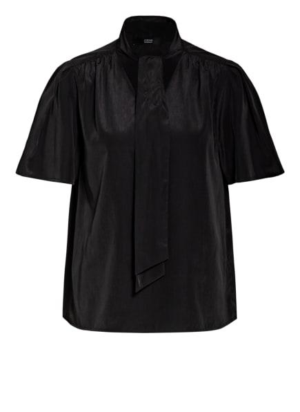 STEFFEN SCHRAUT Blusenshirt mit Schluppe, Farbe: SCHWARZ (Bild 1)