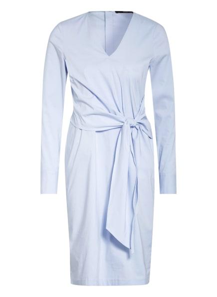 STEFFEN SCHRAUT Kleid in Wickeloptik, Farbe: HELLBLAU (Bild 1)