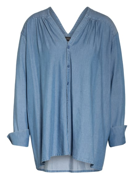 STEFFEN SCHRAUT Bluse, Farbe: BLAU (Bild 1)