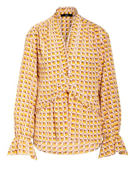 STEFFEN SCHRAUT Blusenshirt, Farbe: ROSA/ BRAUN (Bild 1)