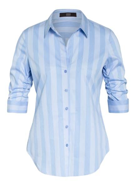 STEFFEN SCHRAUT Hemdbluse mit 3/4-Arm, Farbe: HELLBLAU (Bild 1)