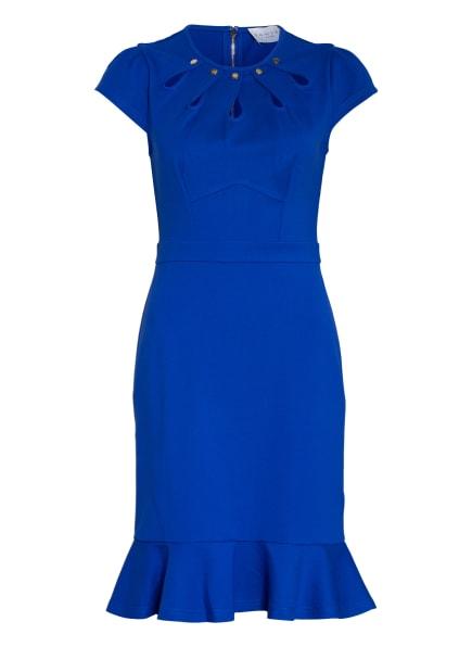 damsel in a dress Etuikleid mit Nietenbesatz, Farbe: BLAU (Bild 1)