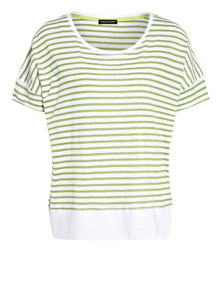 twenty six peers T-Shirt, Farbe: WEISS/ GRÜN (Bild 1)