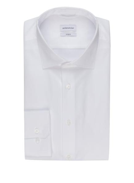 seidensticker Hemd X-Slim Fit, Farbe: WEISS (Bild 1)
