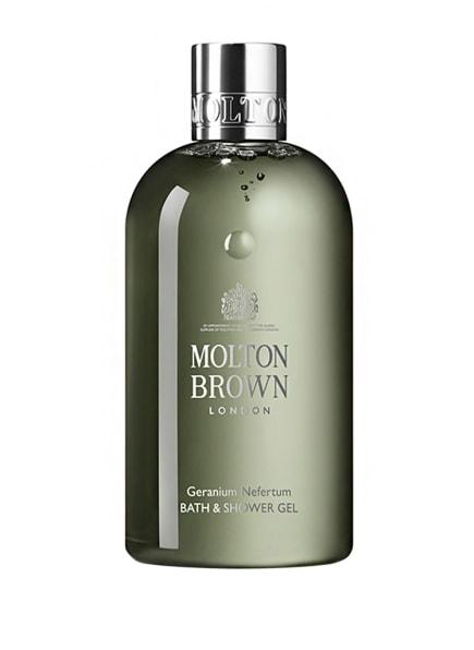 MOLTON BROWN GERANIUM NEFERTUM (Bild 1)