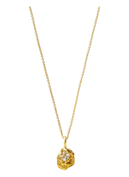 ELHANATI Halskette ROXY mit Diamant, Farbe: GOLD (Bild 1)