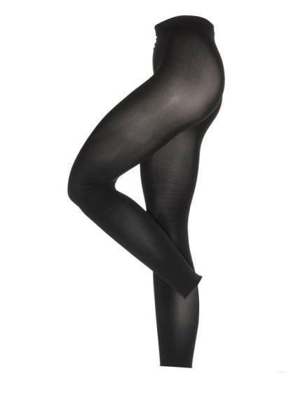 Wolford Feinstrumpf-Leggings VELVET, Farbe: 7005 BLACK (Bild 1)